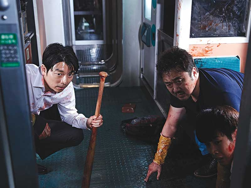 Train to Busan on DVD and Blu-ray March 15