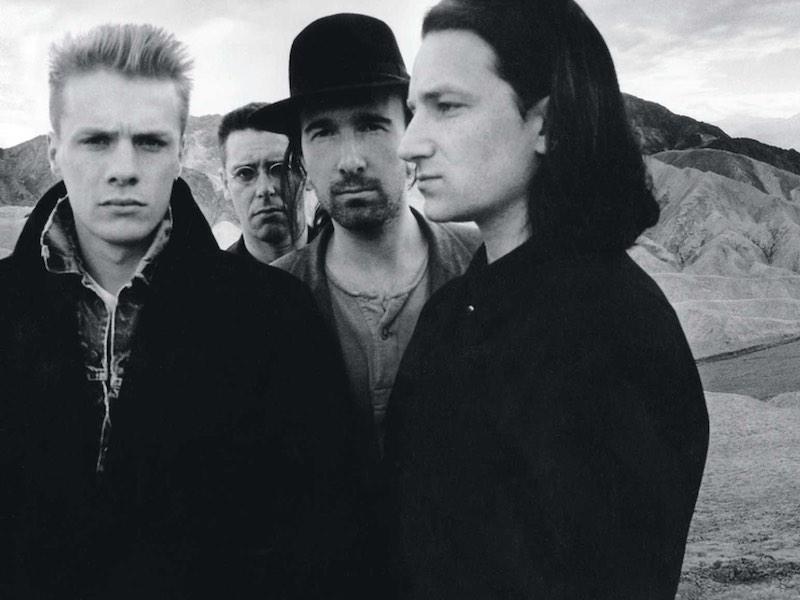 Deluxe anniversary treatment for U2 classic The Joshua Tree