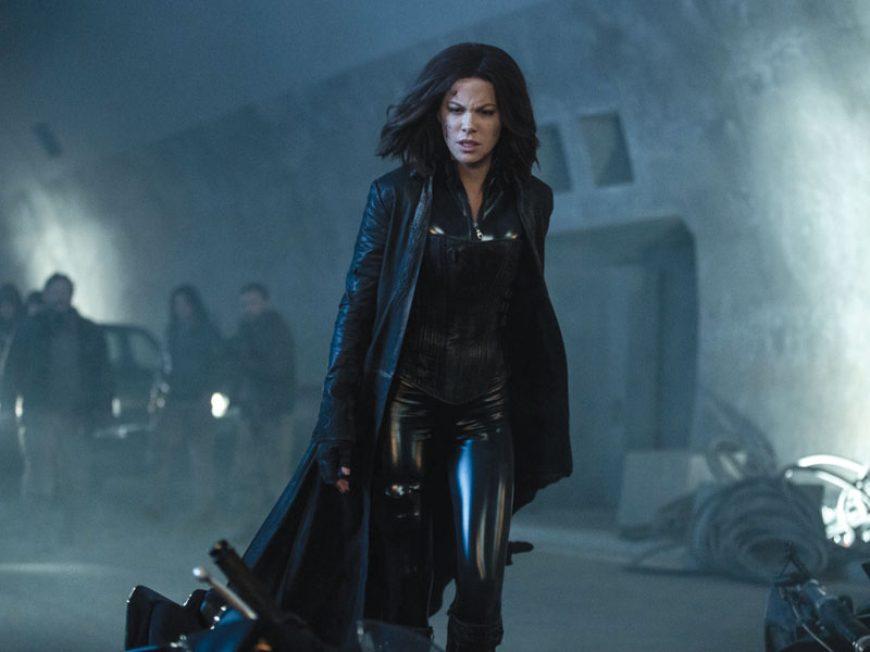 Underworld: Blood Wars on DVD, Blu-ray 3D and 4K March 22