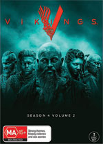 Vikings: Season 4, Part 2 March 29 - STACK | JB Hi-Fi