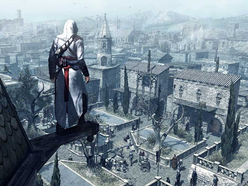There's an Assassin's Creed TV show on the way