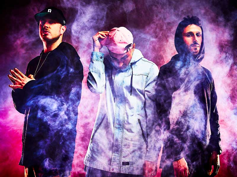 Bliss n Eso headed to a city near you