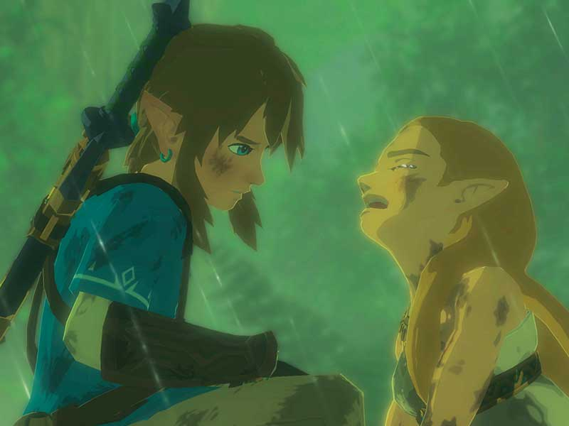 INTERVIEW: The Legend of Zelda: Breath of the Wild