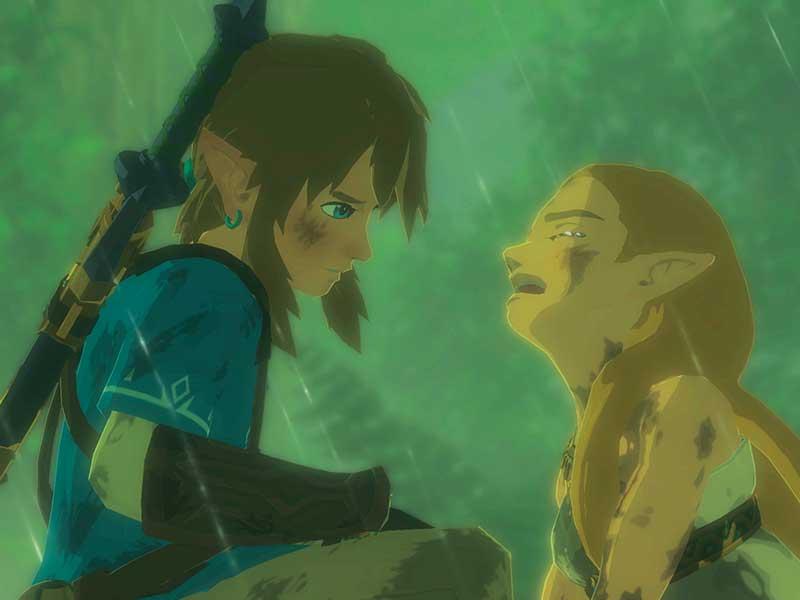 INTERVIEW: The Legend of Zelda: Breath of the Wild