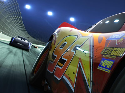 Watch: What fuels the Cars 3 stars?