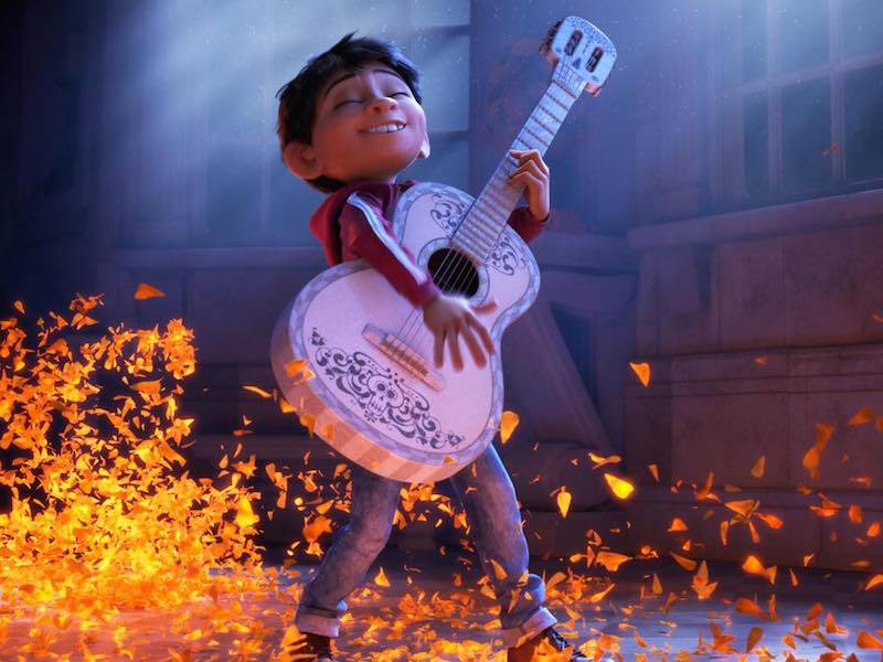 Check out first trailer for Coco