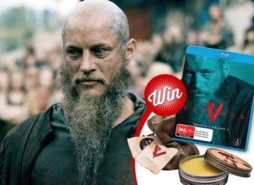 Groom your Viking facial growth with this beard balm pack