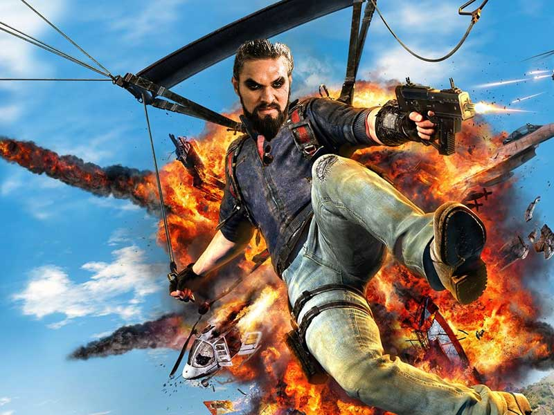Jason Momoa joins Just Cause movie