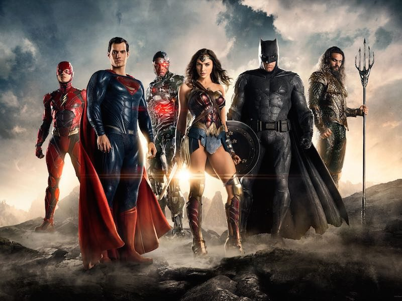Check out first Justice League trailer