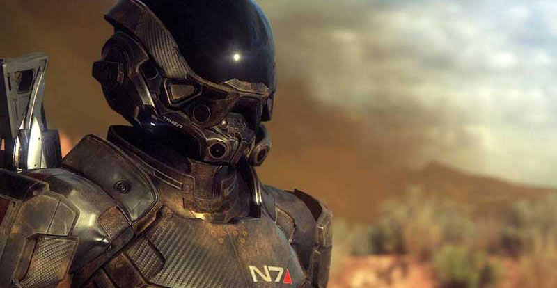 Mass Effect Andromeda previewed