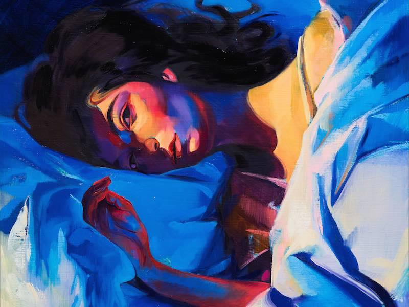 Lorde Melodrama for June