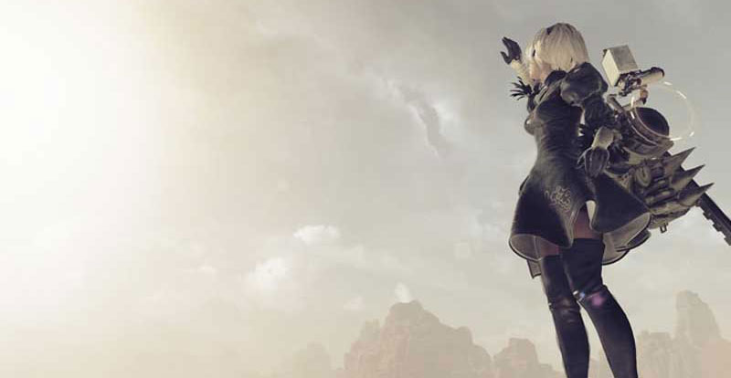 NieR: Automata previewed