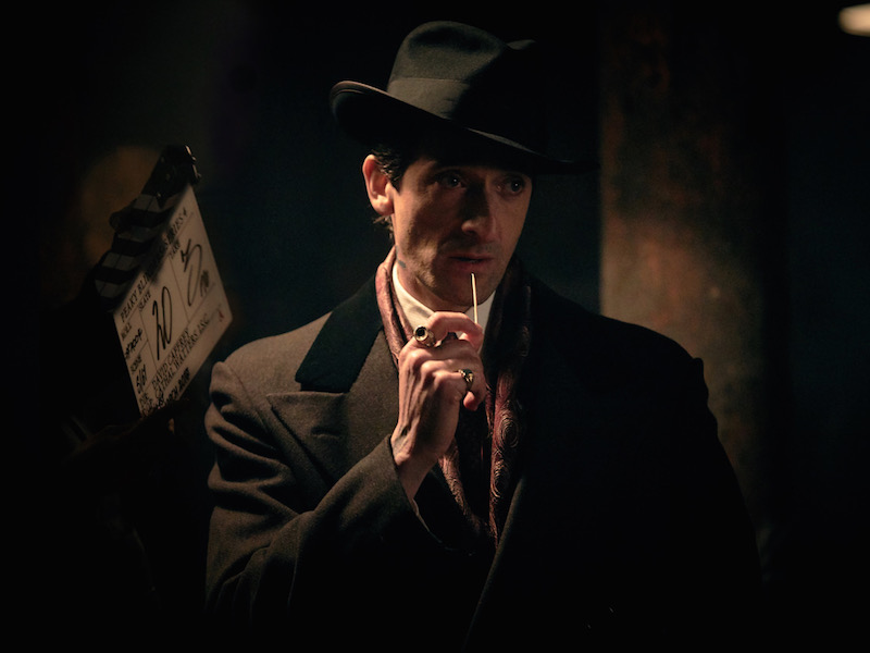 Adrien Brody signs up for Peaky Blinders