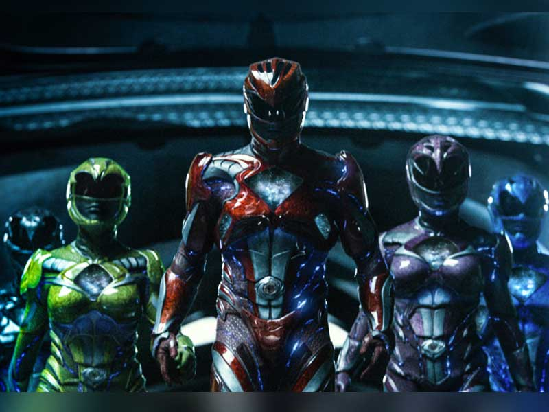 Power Rangers – review
