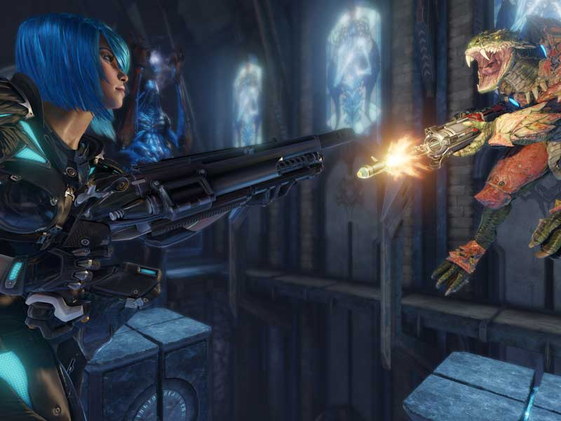 Quake Champions getting closed beta