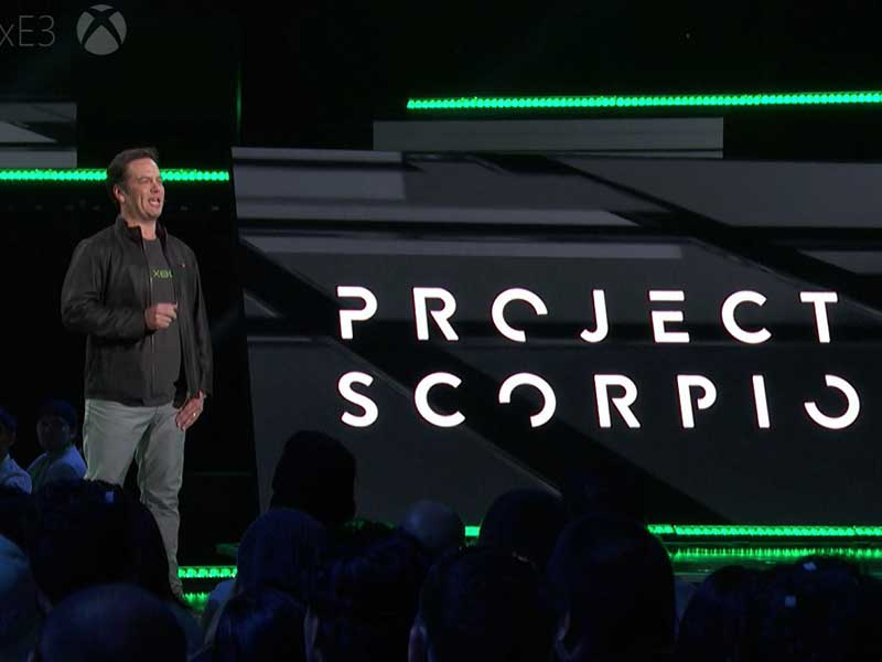 Shadow of War is Project Scorpio's first officially-announced title