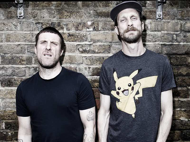 Review: Sleaford Mods, 'English Tapas'