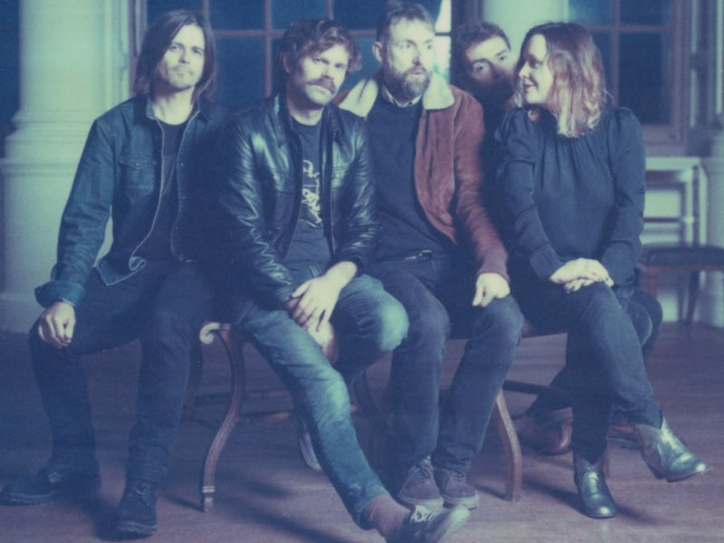Slowdive dive back in with new studio set