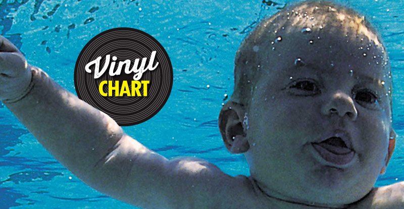 JB's vinyl chart (May 7 – May 13, 2021)