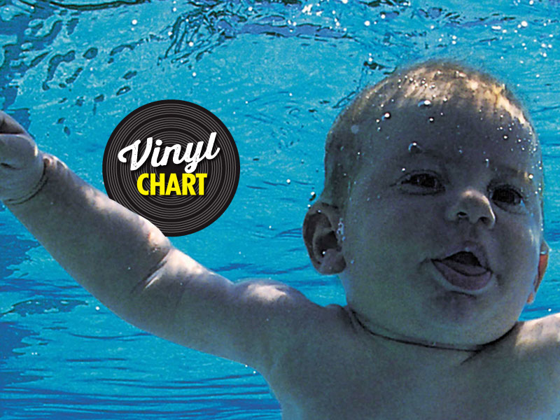 JB's Vinyl Chart: March, week 3