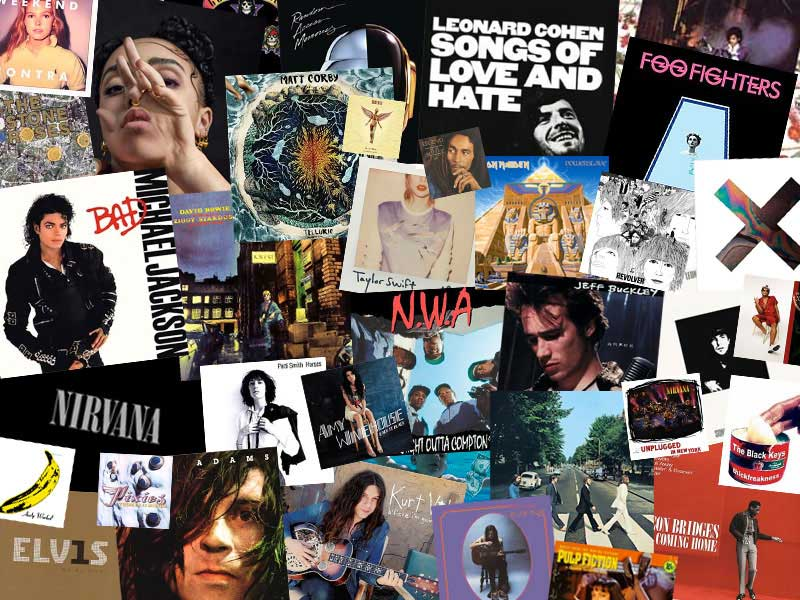 It's the Vinyl Countdown