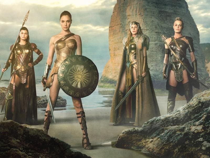 Check out Wonder Woman origins trailer