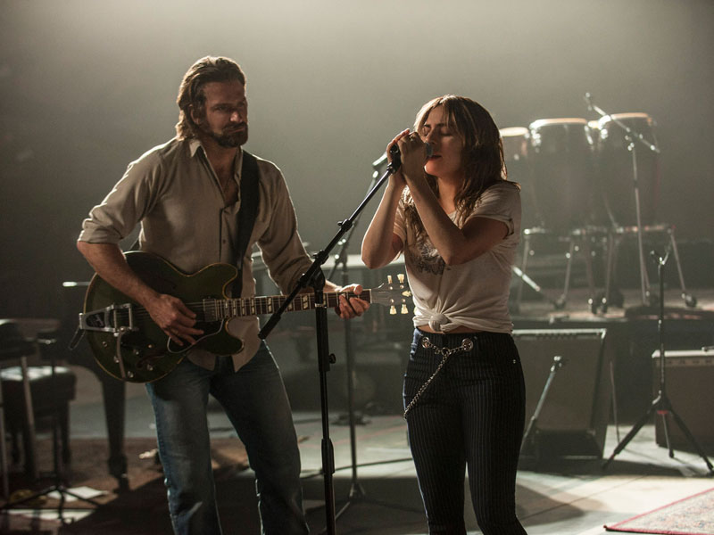 Filming commences on A Star Is Born