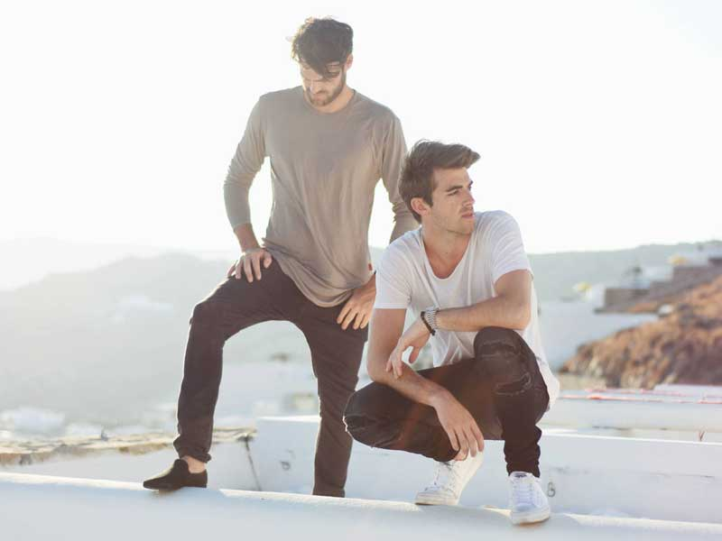 Q&A: The Chainsmokers