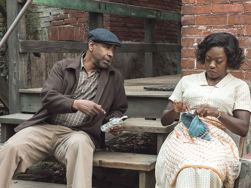 Fences on DVD and Blu-ray May 10