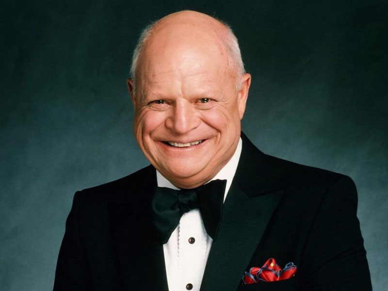 Veteran comedian Don Rickles has died
