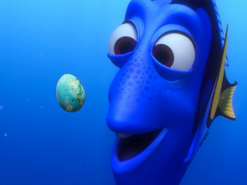 Pixar's More Difficult Easter Eggs to Spot