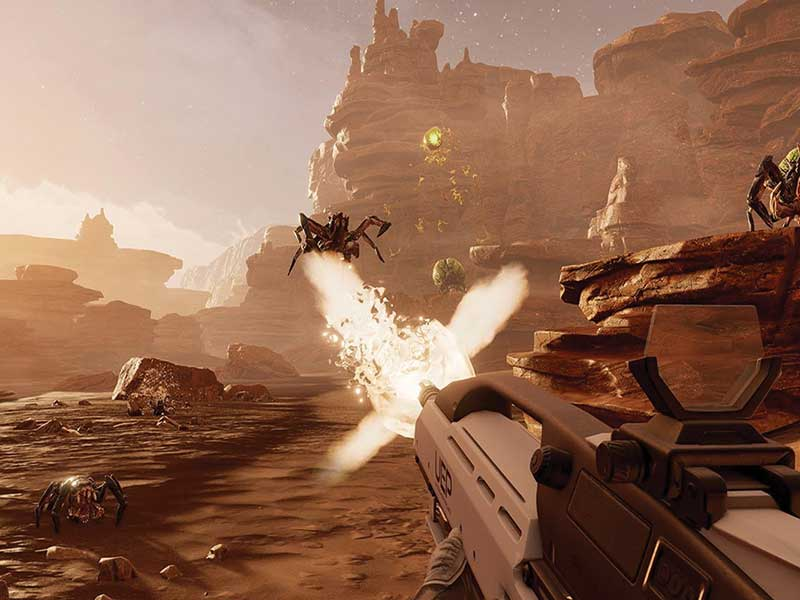 Preview: Farpoint VR