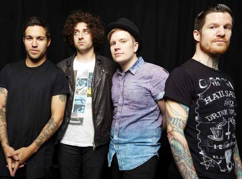 New Fall Out Boy album on the way