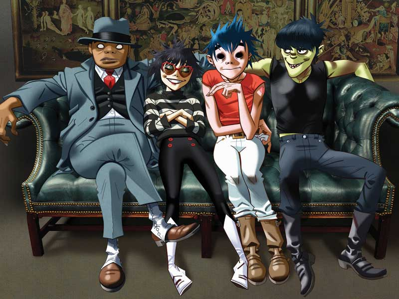 Review: Gorillaz, 'Humanz'