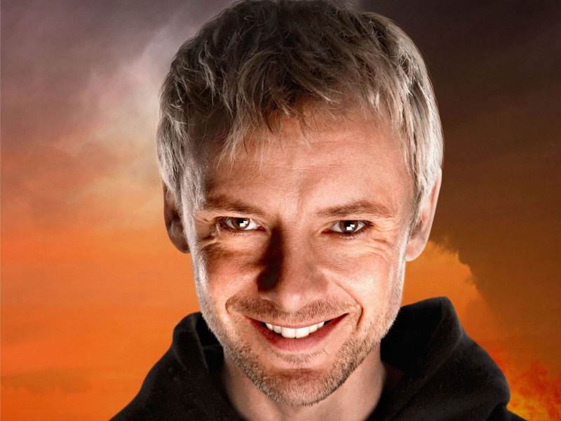 John Simm returns to Doctor Who
