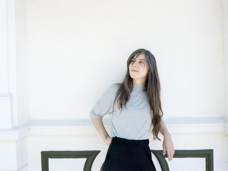 Review: Julia Holter, 'In The Same Room'