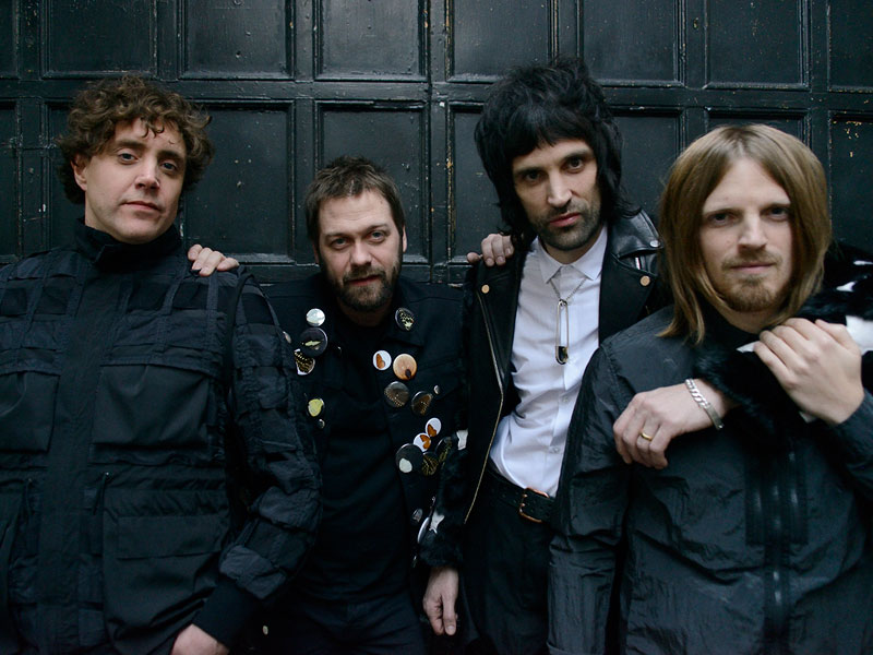 Review: Kasabian, 'For Crying Out Loud'