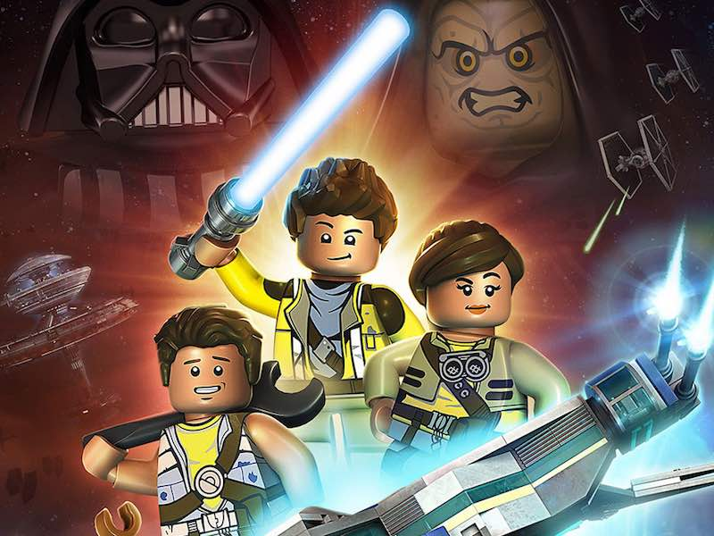 Freemaker family are back in LEGO Star Wars