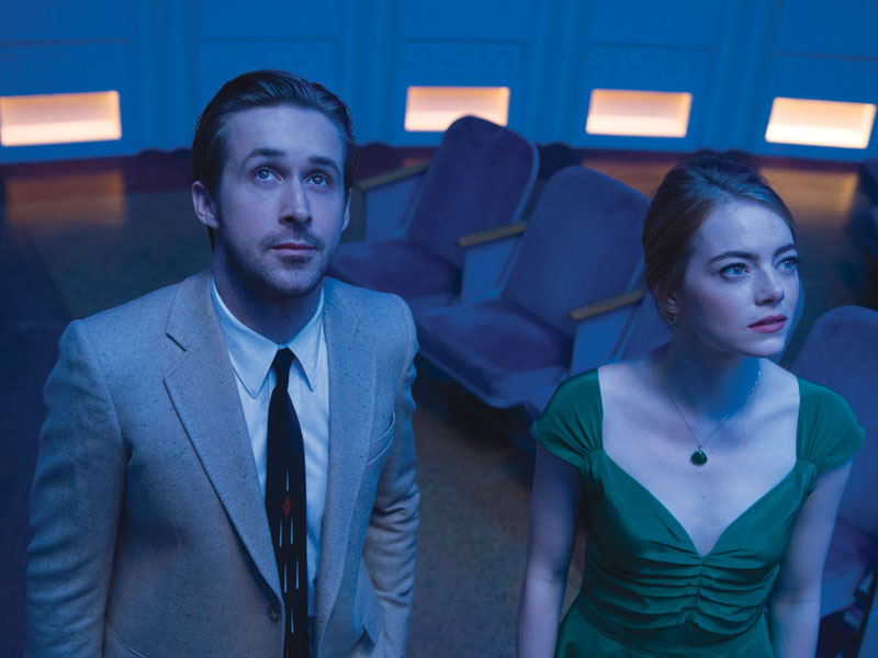La La Land on DVD and Blu-ray May 3