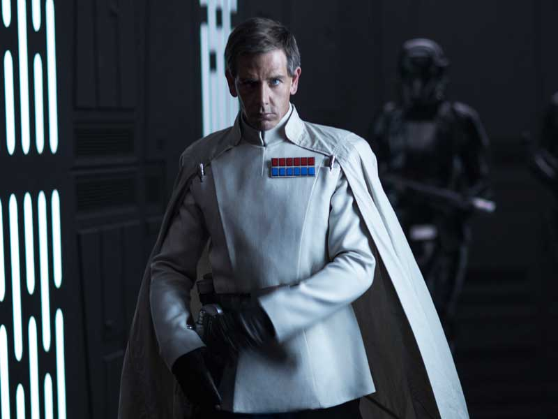 Ben Mendelsohn talks Rogue One