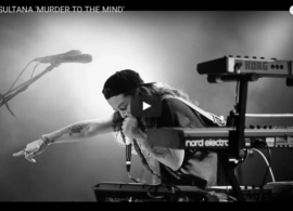 WATCH: Tash Sultana, 'Murder To The Mind'