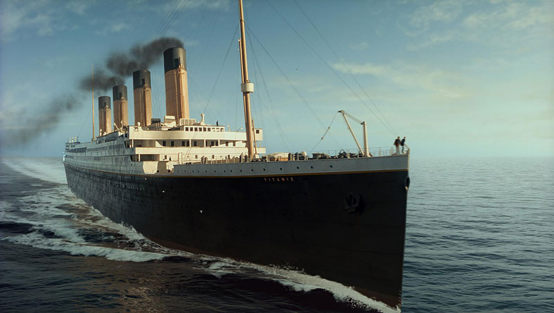 Hollywood Collectables: Titanic