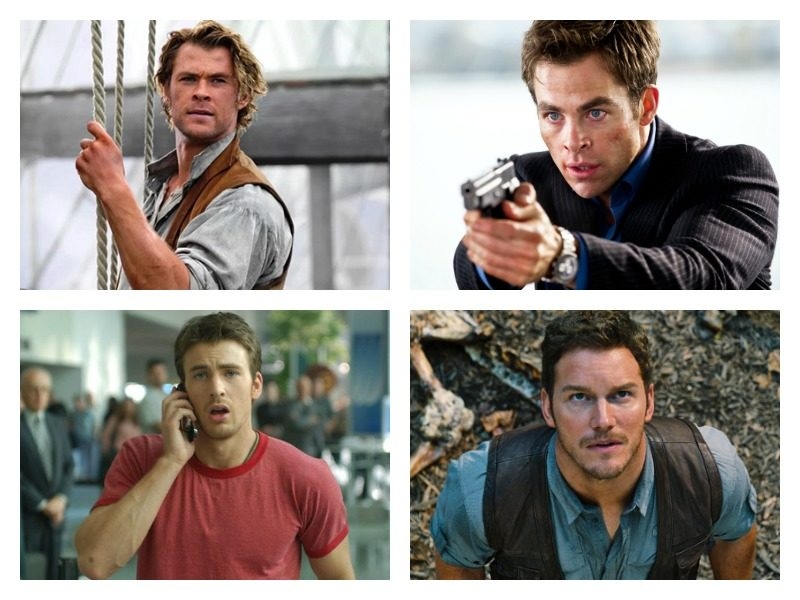 Which Chris Quiz: Hemsworth, Pine, Pratt or Evans?