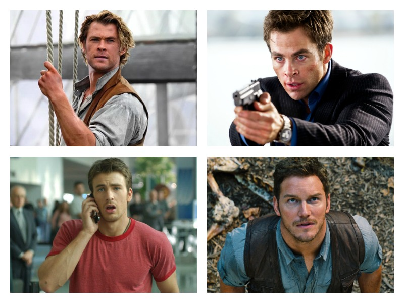 Which Chris Quiz: Hemsworth, Pine, Pratt or Evans?