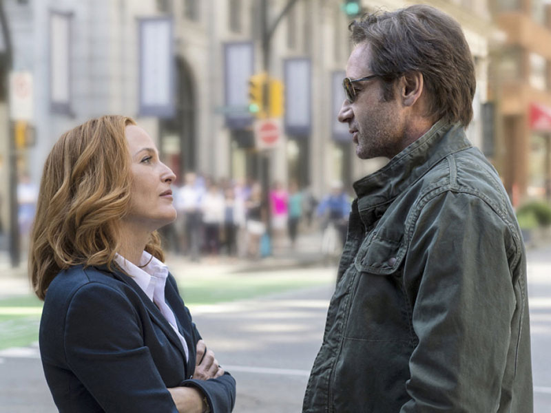 The X-Files will return