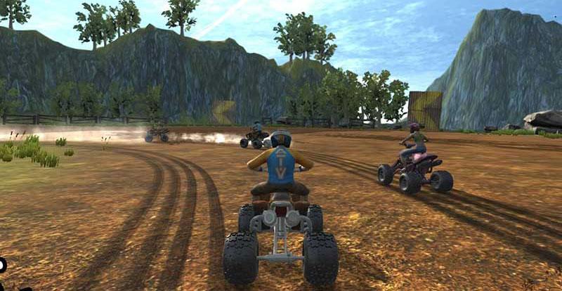 ATV Renegades previewed