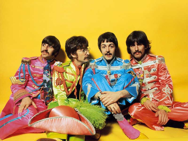 Sgt Pepper turns 50