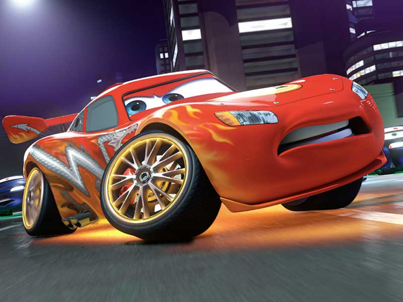 WATCH: Shiny new Cars 3 trailer