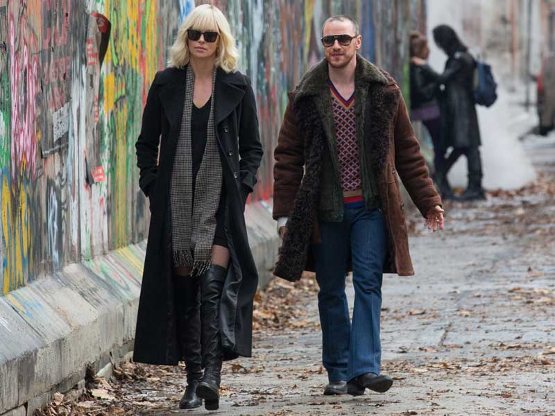 Check out new trailer for Atomic Blonde
