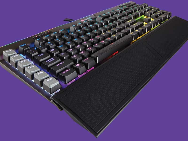 Review: Corsair K95 - STACK | JB Hi-Fi